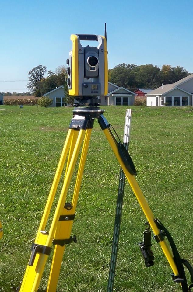 Kyle Binkley New Technology Land Surveying Equipment